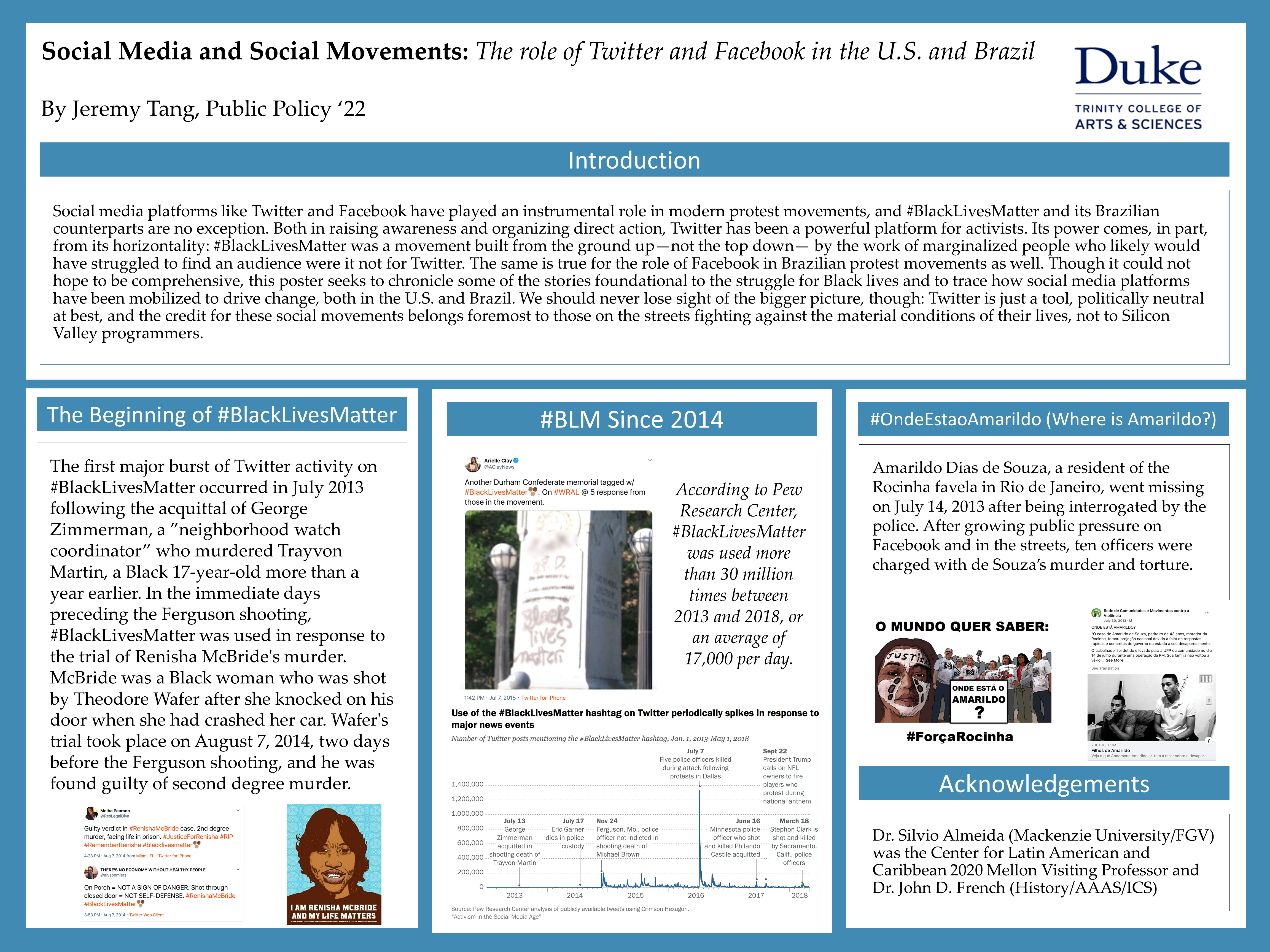 Social Media and Social Movements